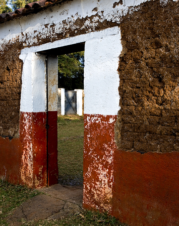 fachadas de casas rusticas en michoacan