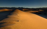 Mesquite Sand Dunes, Death Valley, California
